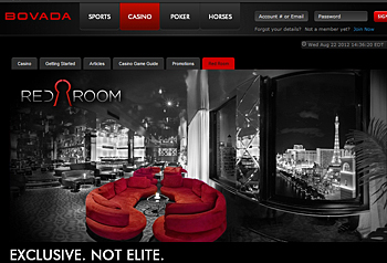 Bovada Red Room